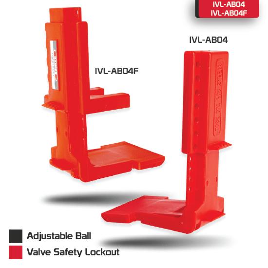 Adjustable Ball Valve Safety Lockout supplier in Bangladesh.