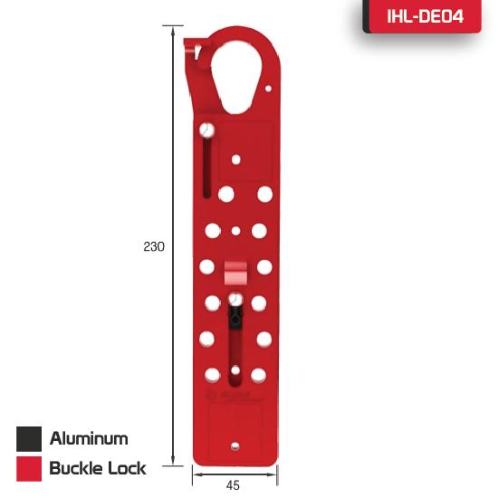 Aluminum Buckle Lock supplier in Bangladesh.