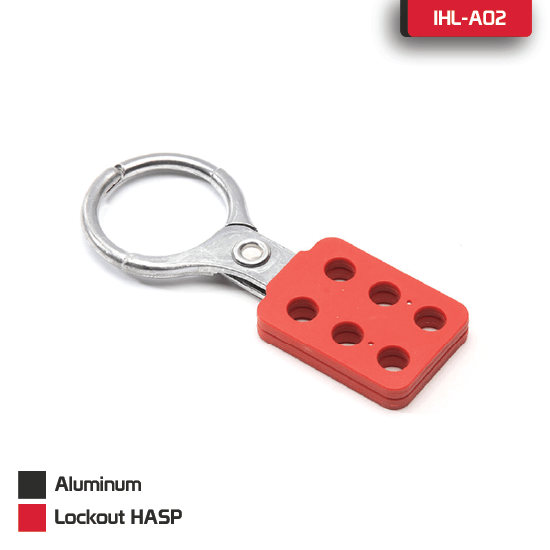 Aluminum Lockout HASP supplier in Bangladesh.
