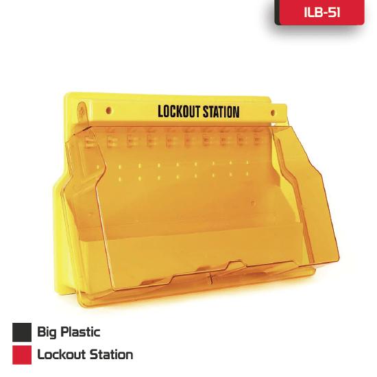 Big Plastic Lockout Station Supplier in Bangladesh.
