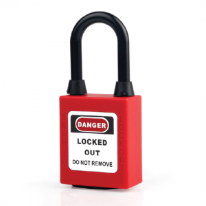 Dustproof Nylon Shackle Padlock supplier in Bangladesh.