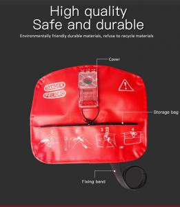 Flange Valve Lockout Bag supplier in Bangladesh.