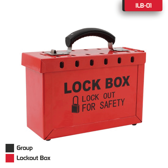 Group Lockout Box Supplier in Bangladesh.