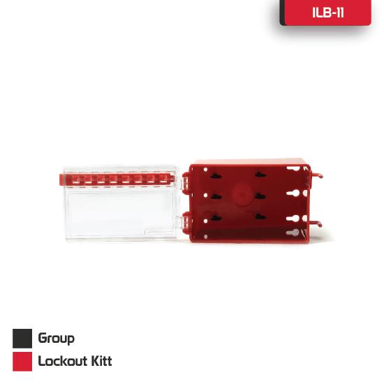 Group Lockout Kit Supplier in Bangladesh.