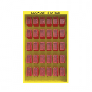 Lockout Kit Station Supplier in Bangladesh.