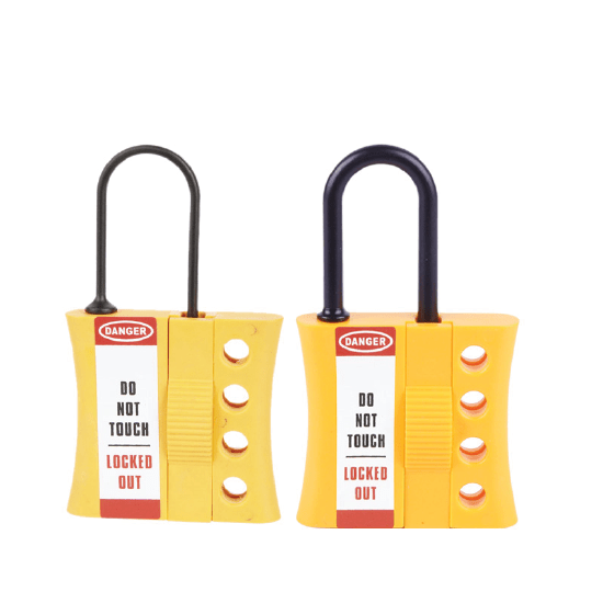 Lockout Nylon HASP with Hook supplier in Bangladesh.
