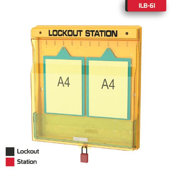 Lockout Station supplier in Bangladesh.