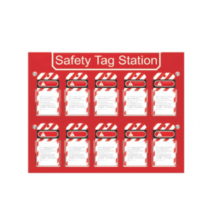 Lockout Tag Station Supplier in Bangladesh.