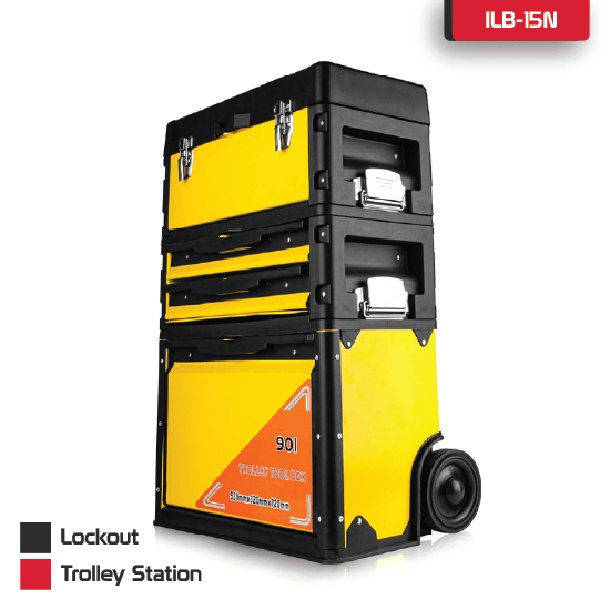 Lockout Trolley Station Supplier in Bangladesh.