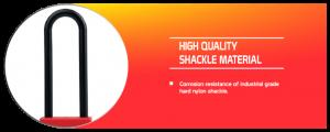 Long Nylon Shackle Safety Padlock supplier in Dhaka, Bangladesh