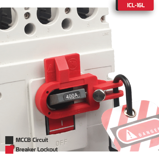 MCCB Circuit Breaker Lockout supplier in Bangladesh.