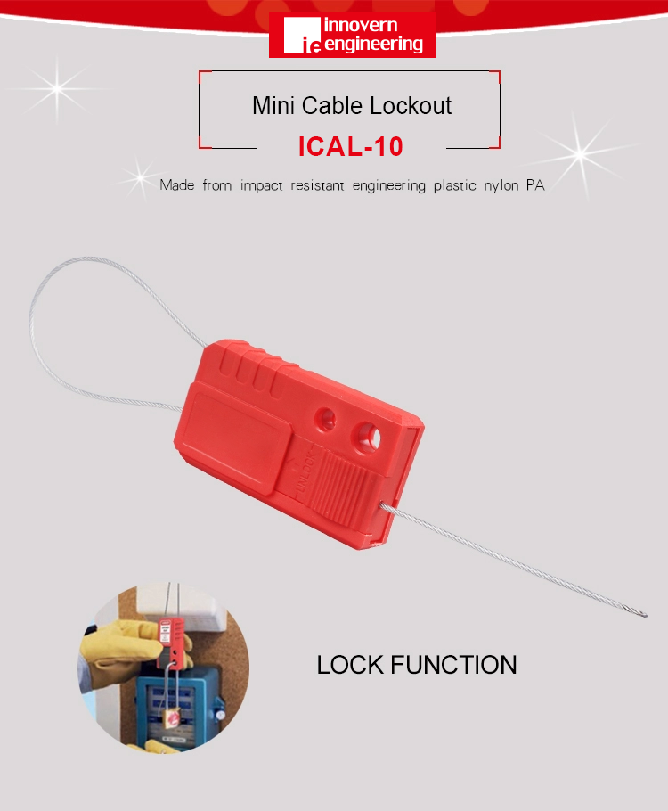 Mini Cable Lockout supplier in Bangladesh.