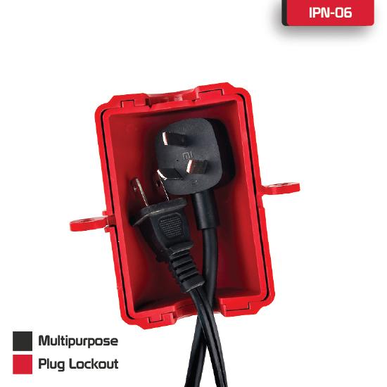 Multipurpose Plug Lockout supplier in Bangladesh.