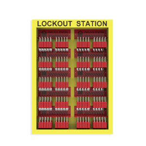 Padlock Station Supplier in Bangladesh.