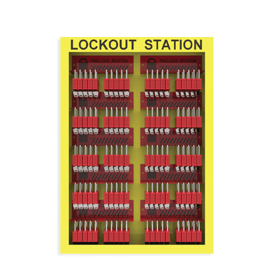 Padlock Station Supplier in Bangladesh.