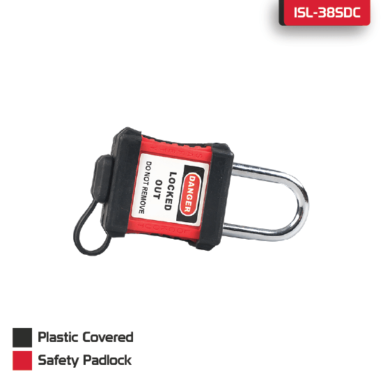 Plastic Covered Safety Padlock supplier in Dhaka, Bangladesh