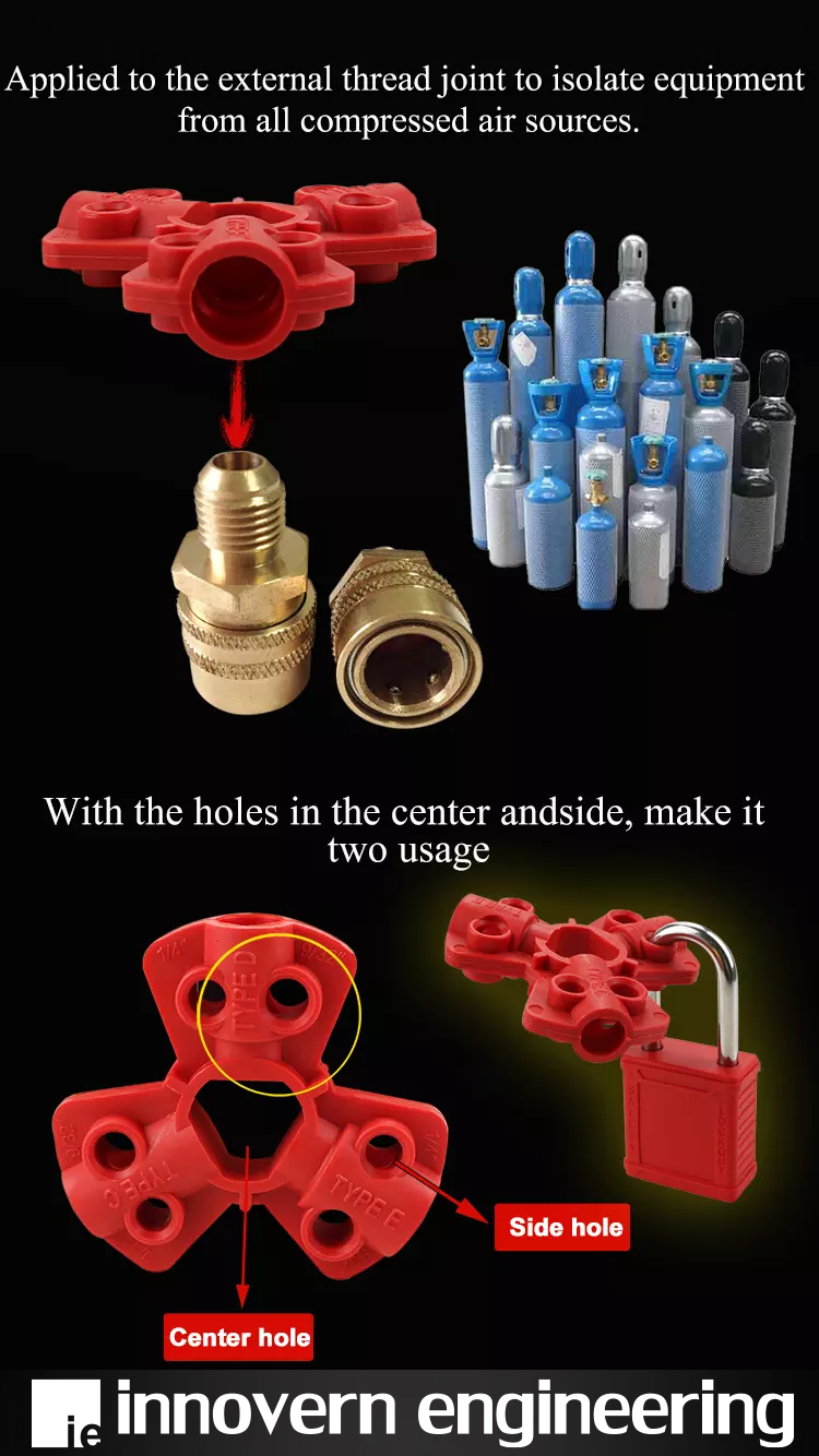 Pneumatic Quick Disconnector Lockout supplier in Bangladesh.