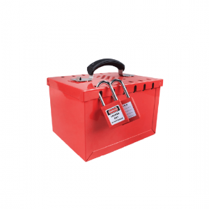 Portable Group Lockout Box Supplier in Bangladesh.