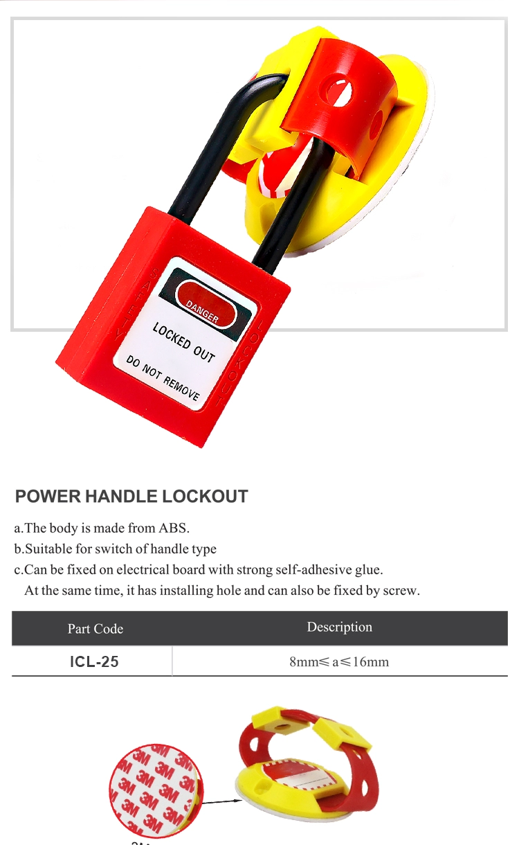 Power Handle Lockout supplier in Bangladesh.