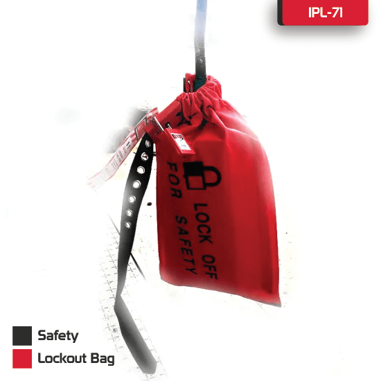 Safety Lockout bag supplier in Bangladesh.