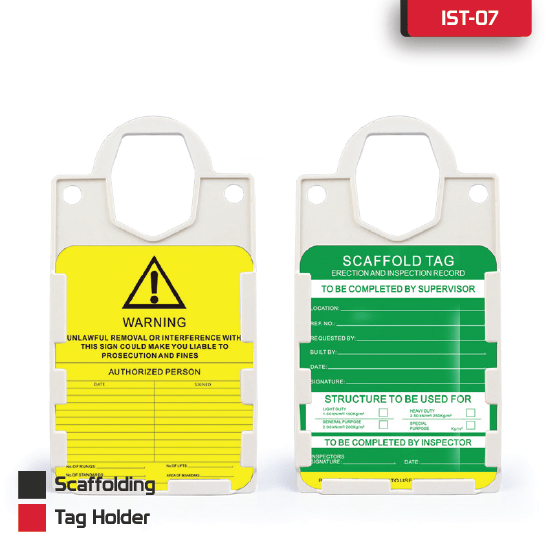 Scaffolding Tag Holder supplier in Bangladesh.
