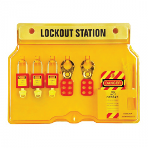 Small Plastic Lockout Station Supplier in Bangladesh.