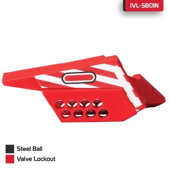 Steel Ball Valve Lockout supplier in Bangladesh.