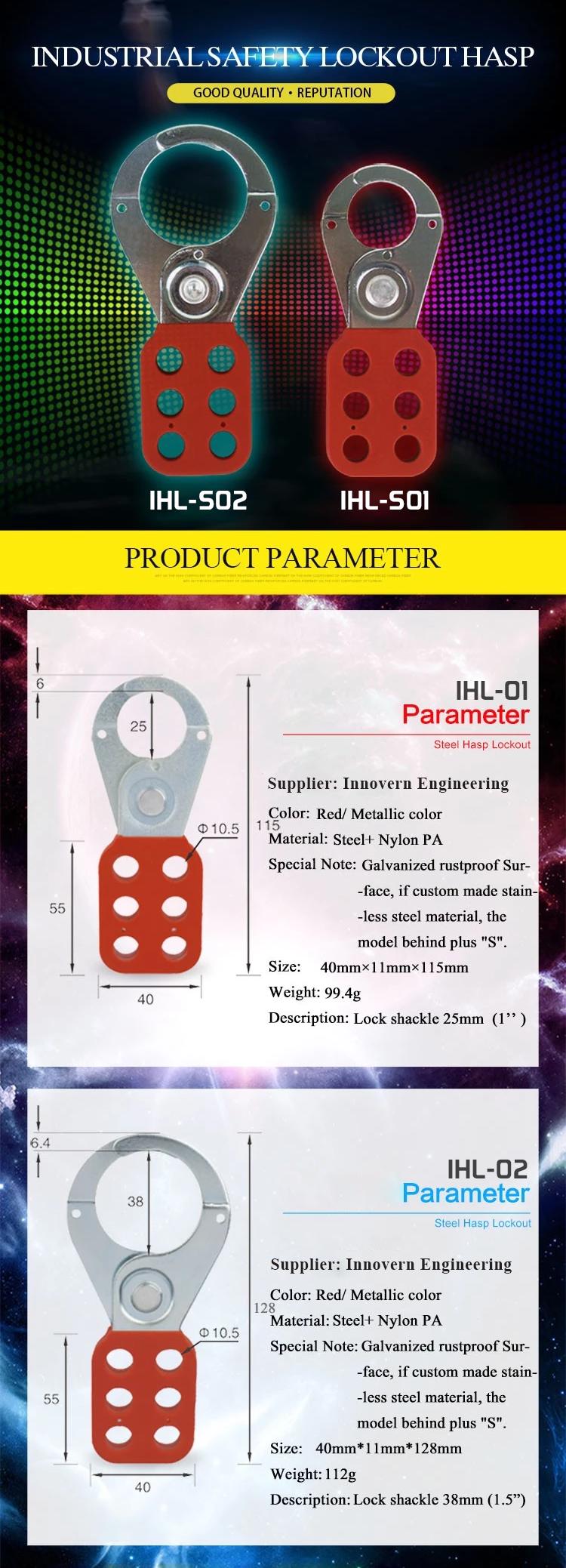 Steel Lockout HASP supplier in Bangladesh.