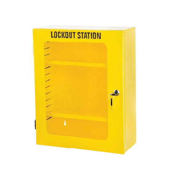 Steel Lockout Station Supplier in Bangladesh.