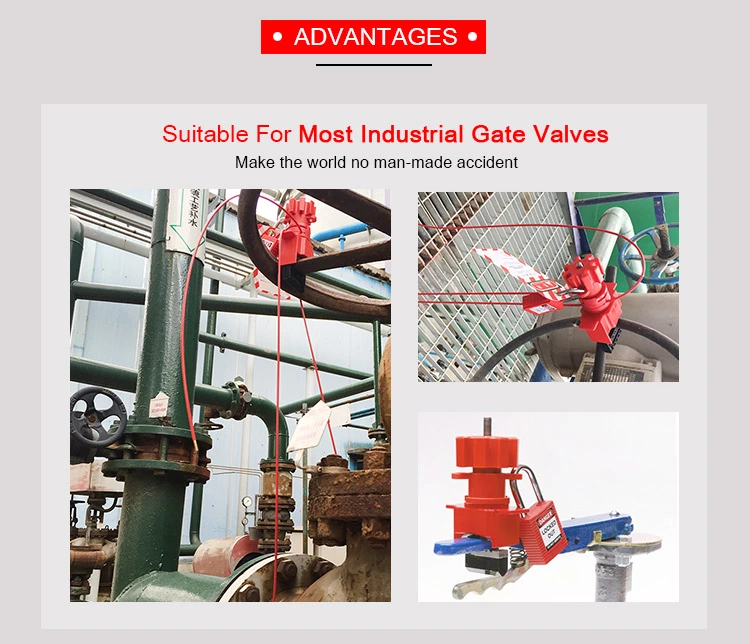 Universal Valve Lockout supplier in Bangladesh.