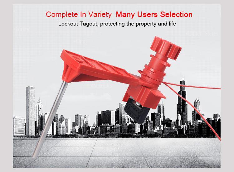 Universal Valve Lockout supplier in Bangladesh.
