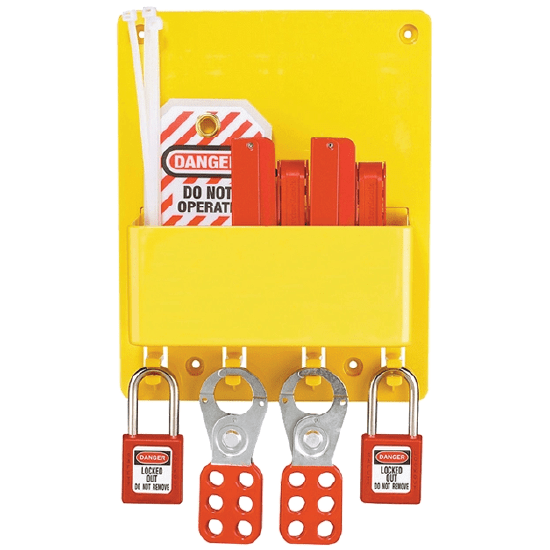 Wall Lockout Station Board Supplier in Bangladesh.