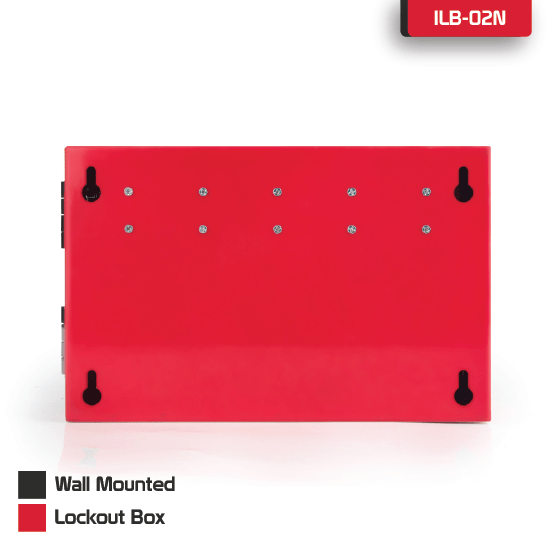 Wall Mounted Lockout Box Supplier in Bangladesh.
